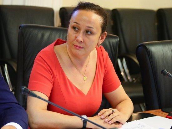 Сенатор Ирина Петина получила «Благодарностью от Земли Рязанской»