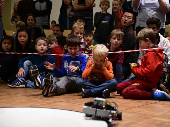 Германия: Robo-Studio во Франкфурте укажет дорогу в будущее
