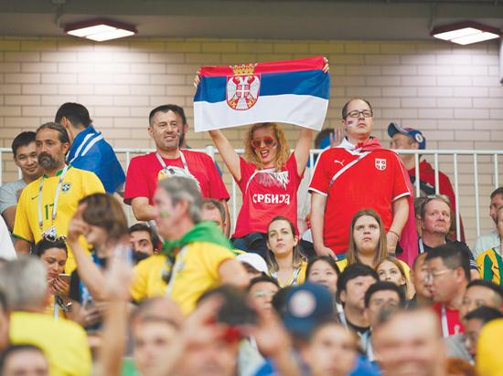 Почти родные: за что мы любим сборную Сербии