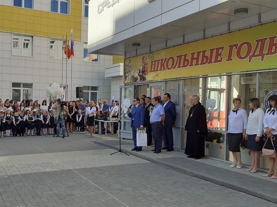 На базе воронежской МБОУ СОШ №102 открылся первый в регионе  «Агро-класс»