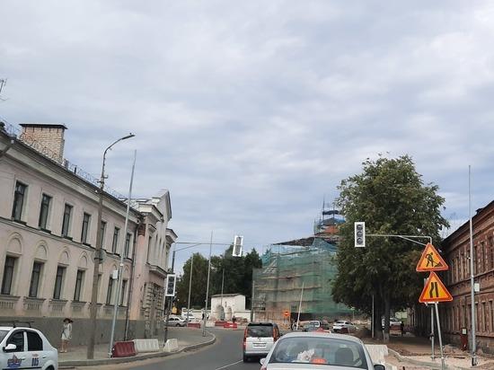 Троицкий мост в Пскове перекроют с 4 по 7 сентября