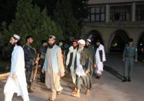Власти Афганистана освободили половину из оставшихся заключенных талибов