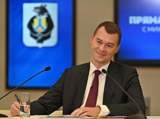 Михаил Дегтярёв настроил канал прямого диалога с жителями
