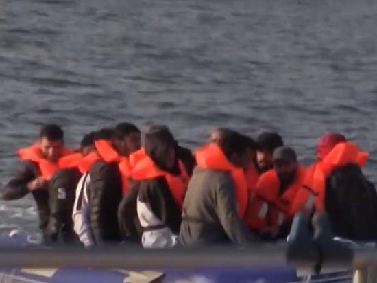 В Великобританию за сутки пробралось рекордное число беженцев