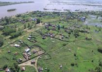 Из-за паводков в Хабаровском крае введен режим повышенной готовности