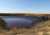 Нефтяные ямы в Астраханской области начнут ликвидировать уже в этом году