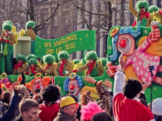 Германия: Карнавал в Дюссельдорфе стартует традиционно 11 ноября, без алкоголя