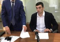Боксёр Георгий Кушиташвили 3 сентября на заседании в суде извинился перед избитым сотрудником Росгвардии «за ту ночь, за то, что причинил боль»