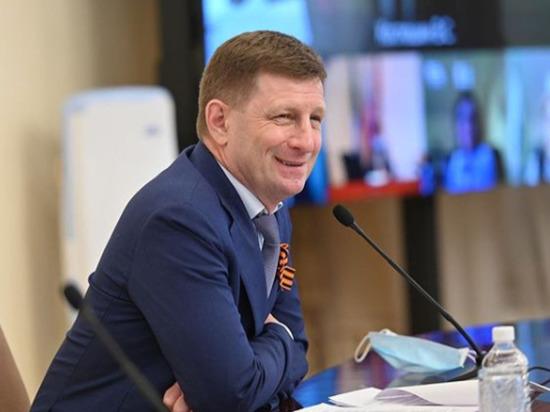 Прокуратура заявила, что Сергей Фургал руководил бандой киллеров
