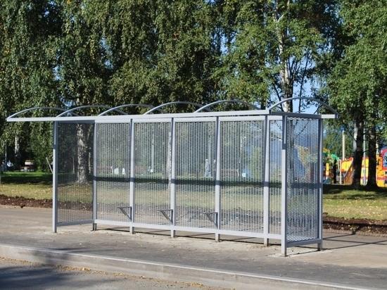В столице Карелии появятся новые остановочные павильоны