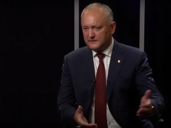 Додон о «Ландромате»: Никто не избежит наказания