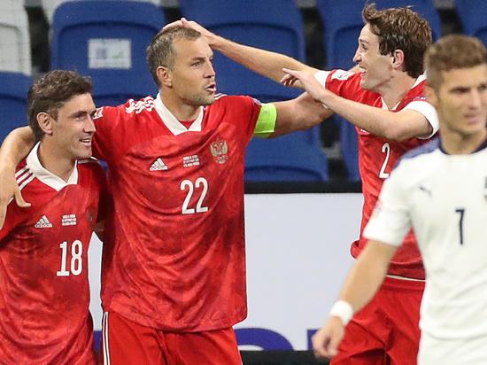 Победа с сюрпризами: сборная России уверенно обыграла Сербию