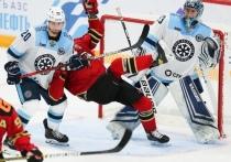 Хоккей: «Сибирь» стартовала с проигрыша «Авангарду»