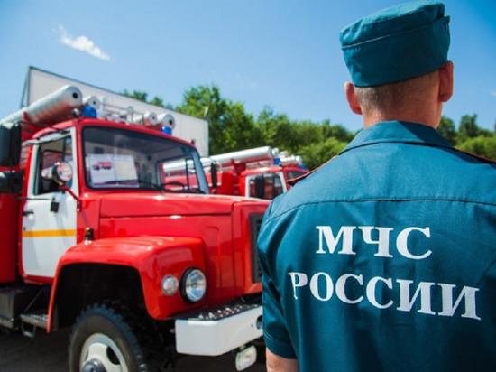 В Волгограде из-за сварочных работ загорелся гараж, пострадал человек