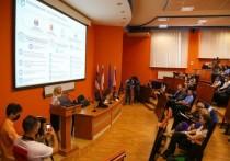 Студенты АГУ встретились с руководителем Федеральной службы по надзору в сфере природопользования Светланой Радионовой