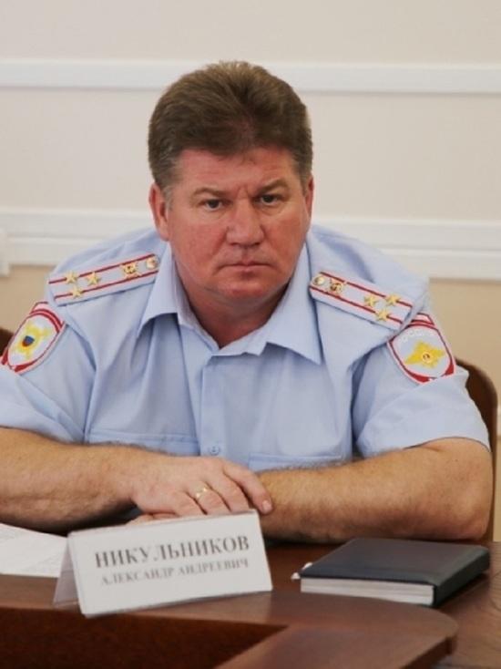 Нового начальника полиции по Псковской области представили личному составу