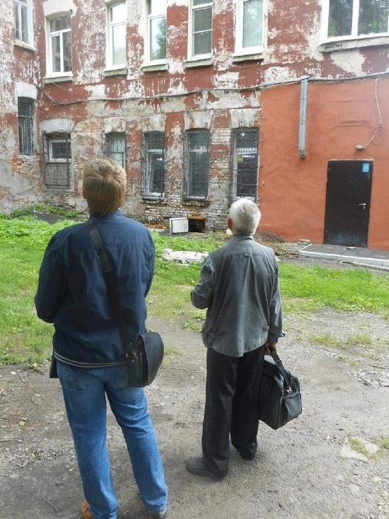 Барнаульские общественники вновь пожаловались в прокуратуру на ненадлежащее содержание памятников архитектуры