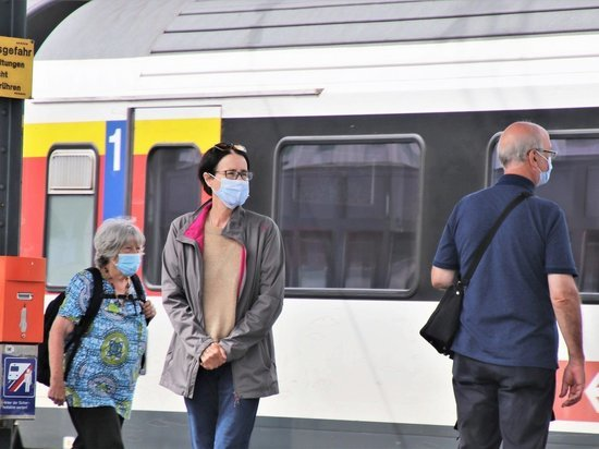 Германия: Штраф за отсутствие маски в общественном транспорте будут взимать контролёры