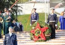 Алексей Анохин принял участие в акции «Венок Победы»