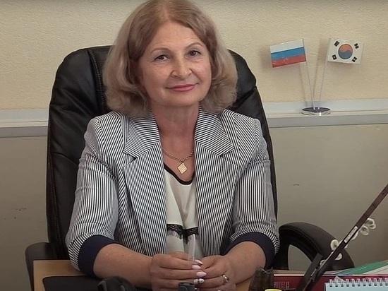 Лариса Лисова, председатель собрания депутатов советско-гаванского муниципального района