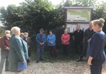 Сотрудники налоговой инспекции провели рейд в Пущино