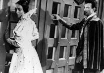 Дебютом актрисы Ирины Печерниковой, ушедшей из жизни на днях, в кино стала главная роль в фильме-опере «Каменный гость»