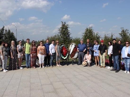 Калужане побывали на месте теракта в Беслане и почтили память погибших детей