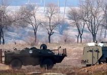 Натовская бронетехника Украины сломалась, не доехав до фронта