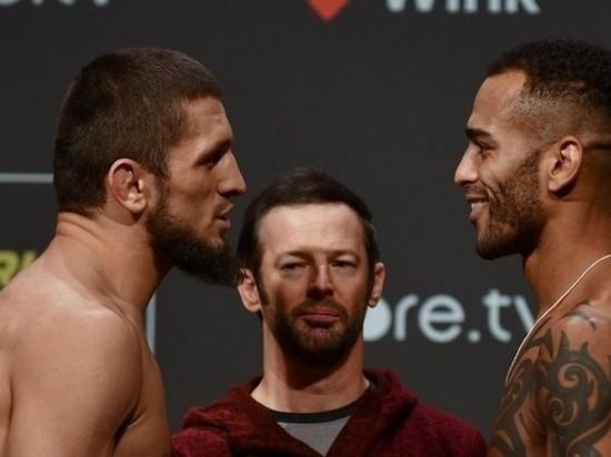 Российский боец UFC ударил соперника: если он не победит, будет уволен