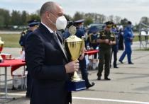 Греков посетил закрытие «Авиадартса»