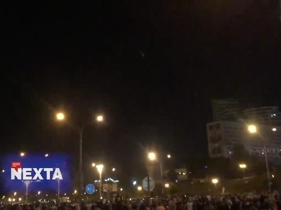 Минская милиция сообщила о задержаниях протестующих 5 сентября