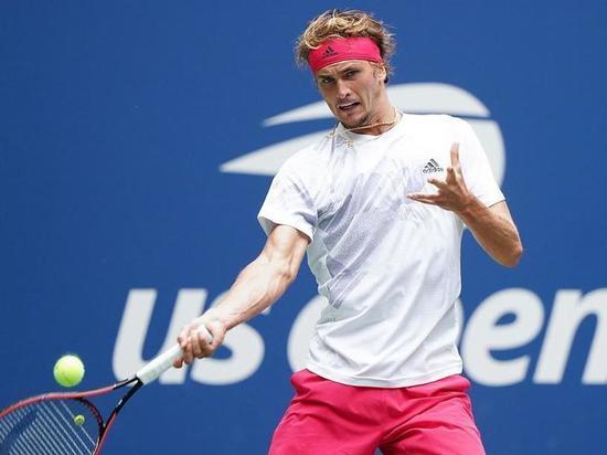 Скандал на US Open: матч Зверева задержали, вмешался губернатор