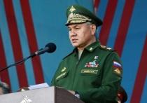 Шойгу заявил о росте числа полетов самолетов НАТО у границ РФ