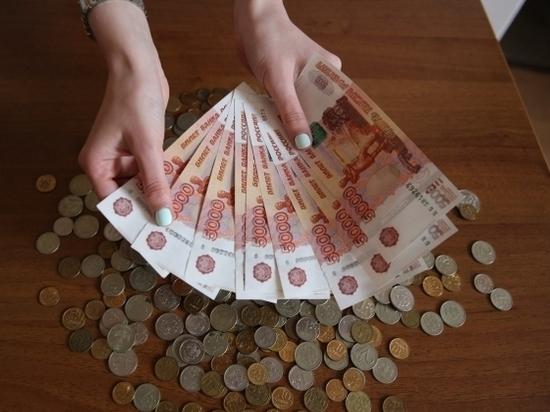 В Волгоградской области зафиксирован рост зарплат
