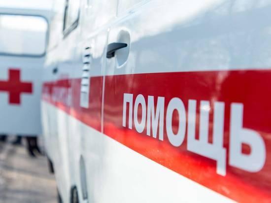 В ДТП с КамАЗом под Волгоградом пострадали 4 человека