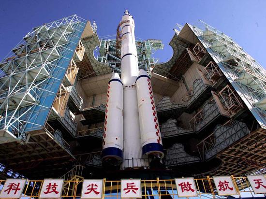На 2024 год китайцы запланировали высадку на Луну