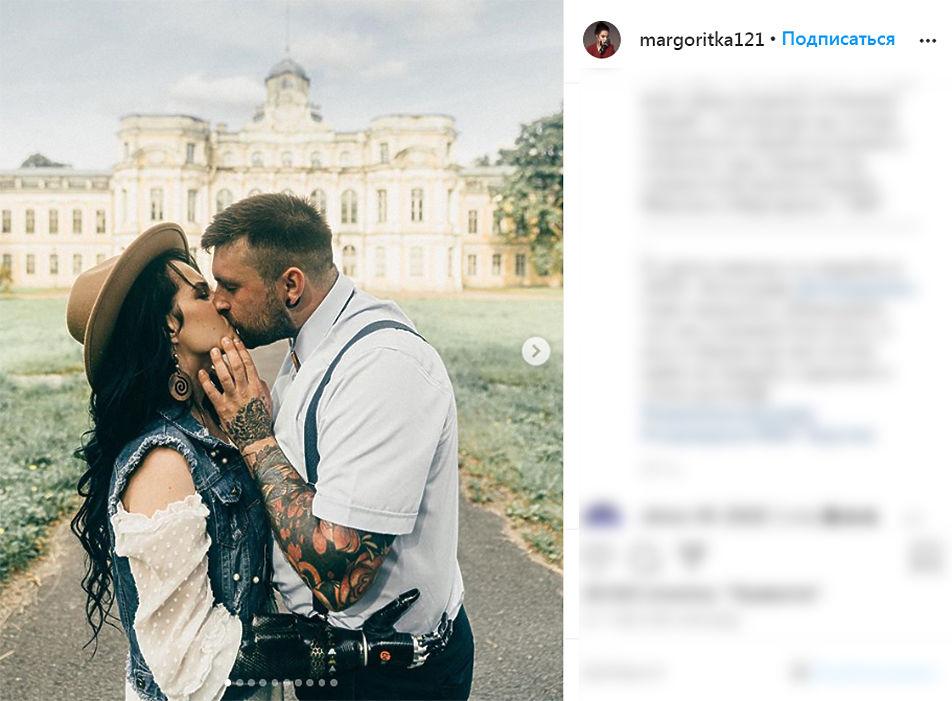 Покалеченная экс-супругом Маргарита Грачева раскрыла свадебную тайну: фото молодоженов