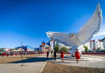 В День города в Белоярском открыли новую набережную