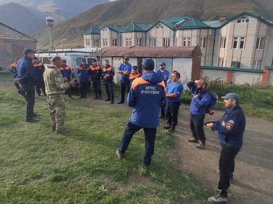 В горах Дагестана погиб охотник