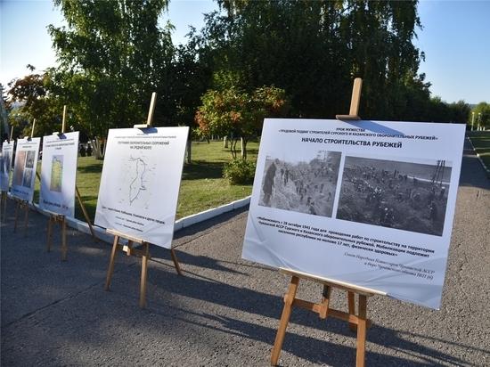 В Чебоксарах прошла церемония закладки камня будущего мемориала
