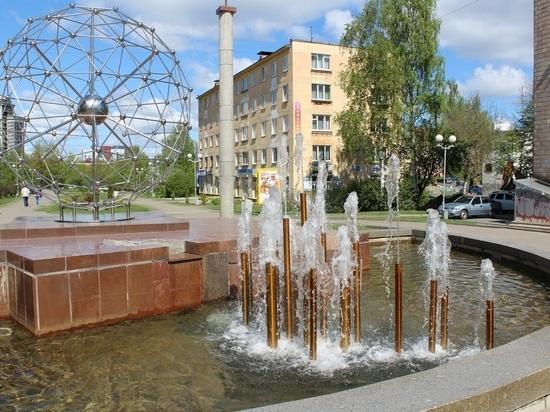 В Петрозаводске завершается сезон фонтанов