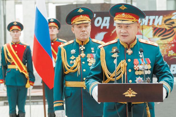 Генерал стратегического назначения: у Валерия Герасимова - юбилей