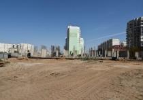 В Астрахани строят муниципальный дом для переселенцев