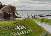 Жителей Салехарда приглашают в День города обновить цифры у «Мамонта»