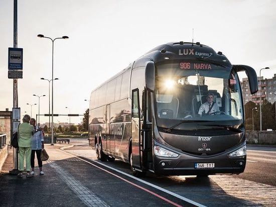 На маршруте между Петербургом и Таллином открыли две новые остановки