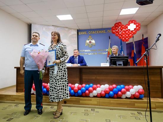 Волгоградских врачей наградили за вклад в борьбу с коронавирусом