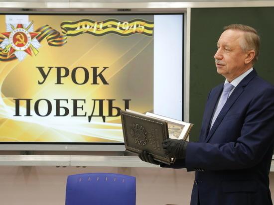 Беглов оценил слухи о своей отставке