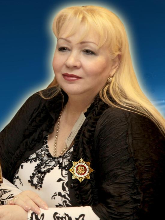 Поздравление Татьяны Чумаковой с Днем города Пятигорска