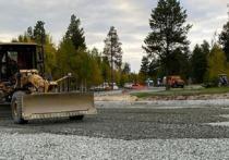 В Ноябрьске кольцевую дорогу на Советской отремонтируют до конца сентября