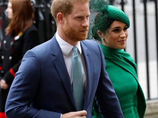 Герцог и герцогиня Сассекские рвут связующие с королевской семьей нити